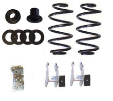 2015-2020 Chevy Tahoe 2wd & 4wd 2/3 Economy Lowering Kit W/O Front Auto Ride- McGaughys 34065 (Kit)