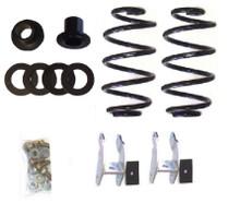 2015-2020 Chevy Suburban 2wd 2/3 Economy Lowering Kit W/O Front Auto Ride- McGaughys 34065 (Kit)