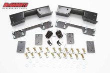 Chevrolet Silverado 1500 2014 Rear Frame C-Notch - McGaughys 34045