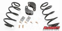 "2015-2020 Chevrolet Tahoe Non Autoride Shocks Rear 2"" Leveling Kit - McGaughys 30014"