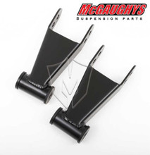 "Ford F150 2009-2014 Rear 2"" Drop Shackles - McGaughys 70016"