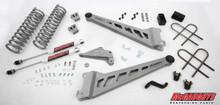 "2014-2016 Dodge Ram 3500 4wd 4"" Premium Lift Kit W/Shocks, Gas Motor McGaughys 54345"