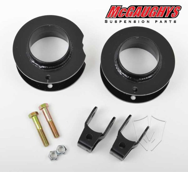 2014 2017 Dodge RAM 2500 4wd All Cabs 25 Front Leveling Lift Kit