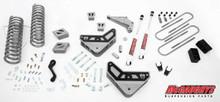 "2014-2016 Dodge Ram 3500 4wd 4"" Basic Lift Kit W/Shocks, Diesel Motor McGaughys 54346"