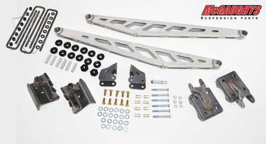 2007-2013 Chevy Silverado 1500 2wd/4wd Traction Bars