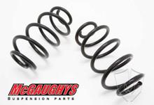 """2007-2015 GMC Yukon/Denali XL Rear 3"""" Drop Coil Springs - McGaughys 33052"""
