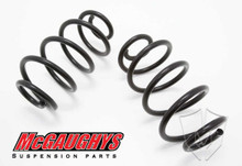 "2007-2015 Cadillac Escalade & Escalade ESV Rear 3"" Drop Coil Springs - McGaughys 33052"