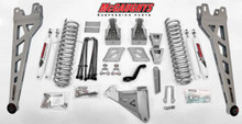 "2011-2016 Ford F350 4wd 8"" Phase II Lift Kit W/ Shocks - McGaughys 57382"