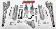 "2011-2016 Ford F350 4wd 6"" Phase II Lift Kit W/ Shocks - McGaughys 57362"