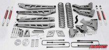 "2011-2016 Ford F350 4wd 6"" Phase III Lift Kit W/ Shocks - McGaughys 57363"