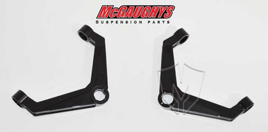 2001-2010 Chevy/GMC 2500/3500 HD Fabricated Upper Control Arms - McGaughys 52151 (Installed)