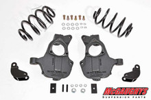 """2015-2019 Chevy Suburban 2wd W/ Auto Ride 2/3"""" Deluxe Lowering Kit - McGaughys 34213"""