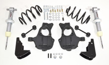 "2015-2019 Chevy Tahoe 2wd W/O Auto Ride 3/5"" Deluxe Lowering Kit - McGaughys 34215 (kit)"