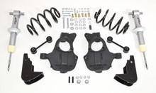 "2015-2019 GMC Yukon 2wd W/O Auto Ride 3/5"" Deluxe Lowering Kit - McGaughys 34215 (kit)"