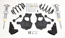 """2015-2018 GMC Yukon XL 2wd W/O Auto Ride 3/5"""" Deluxe Lowering Kit - McGaughys 34215 (Kit)"""
