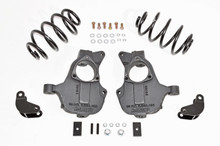 """2015-2018 Chevy Tahoe 2wd W/O Auto Ride 2/3"""" Deluxe Lowering Kit - McGaughys 34214 (kit)"""