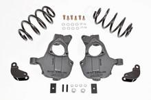"2015-2018 Chevy Suburban 2wd W/O Auto Ride 2/3"" Deluxe Lowering Kit - McGaughys 34214 (kit)"