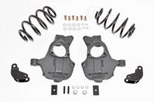 "2015-2016 GMC Yukon & Denali 2wd W/O Auto Ride 2/3"" Deluxe Lowering Kit - McGaughys 34214 (kit)"