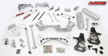"2001-2006 GMC Yukon 2wd W/ Auto Ride 7"" Lift Kit  - McGaughys 50125"
