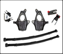 "2015-2016 GMC Sierra Denali 1500 2wd W/ Magnaride (Cast Steel Arms) 2/4"" Deluxe Leaf Drop Kit - PRS-SD24"