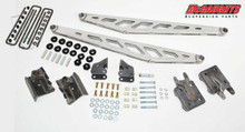2014-2018 GMC Sierra 1500 2wd/4wd Traction Bars - McGaughys 50718