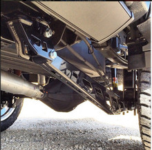 2014-2017 GMC Sierra 1500 2wd/4wd Traction Bars - McGaughys 50718 (Installed)