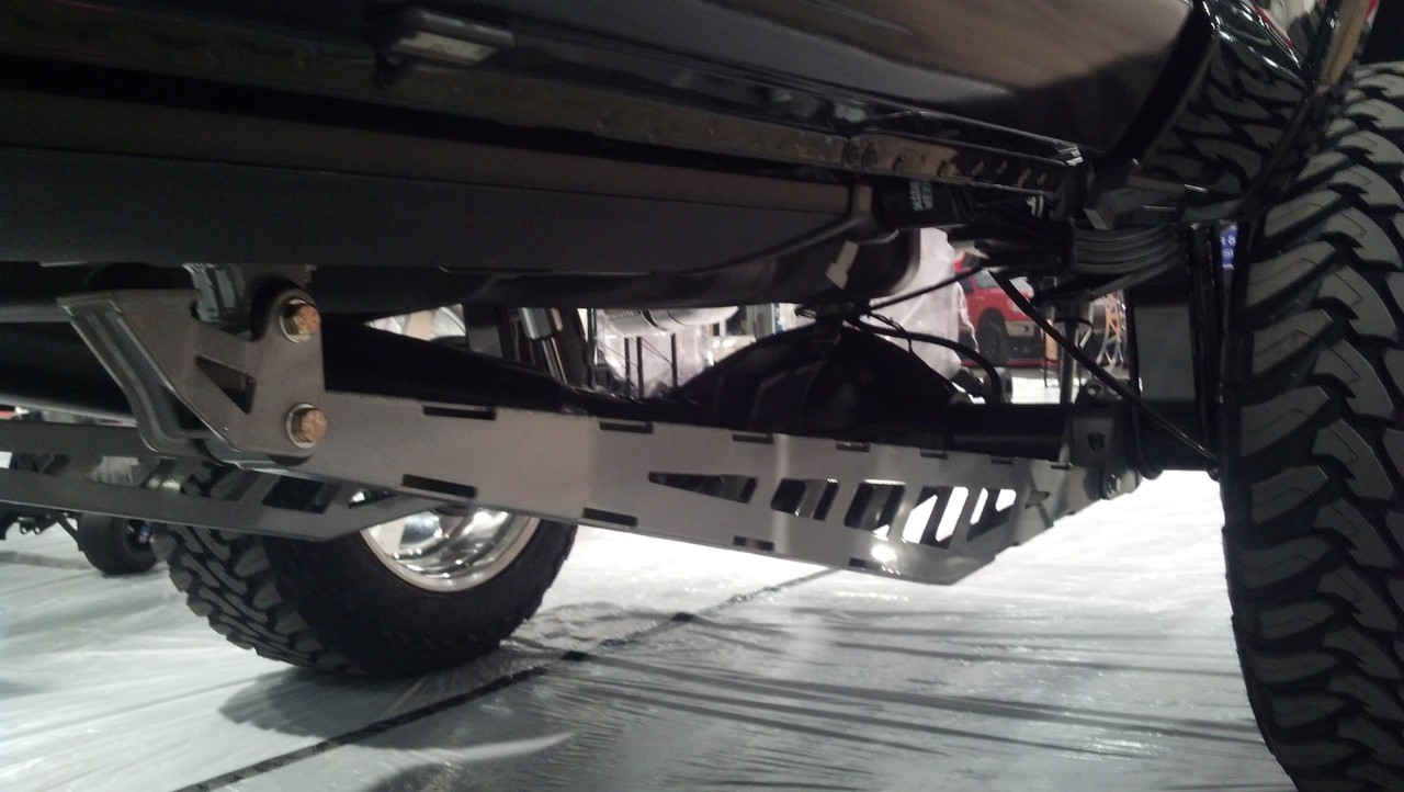 Dodge Ram  Rear Traction Bars Mcgaughys  Accessory Partners