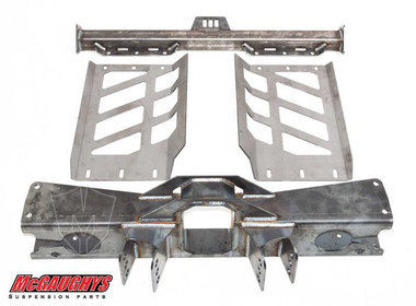 1963-1972 Chevy & GMC C10 Transmission & Trailing Arm Cross Member Kit - McGaughys 63122 (Trailing Arm Mount)