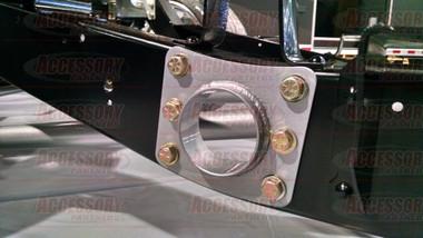 1963 1987 Chevy Amp Gmc C10 3 Quot Frame Rail Exhaust Passage