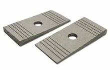 2 Degree Axle Pinion Shim Set (Pair) For McGaughys Drop Kits - 99200B