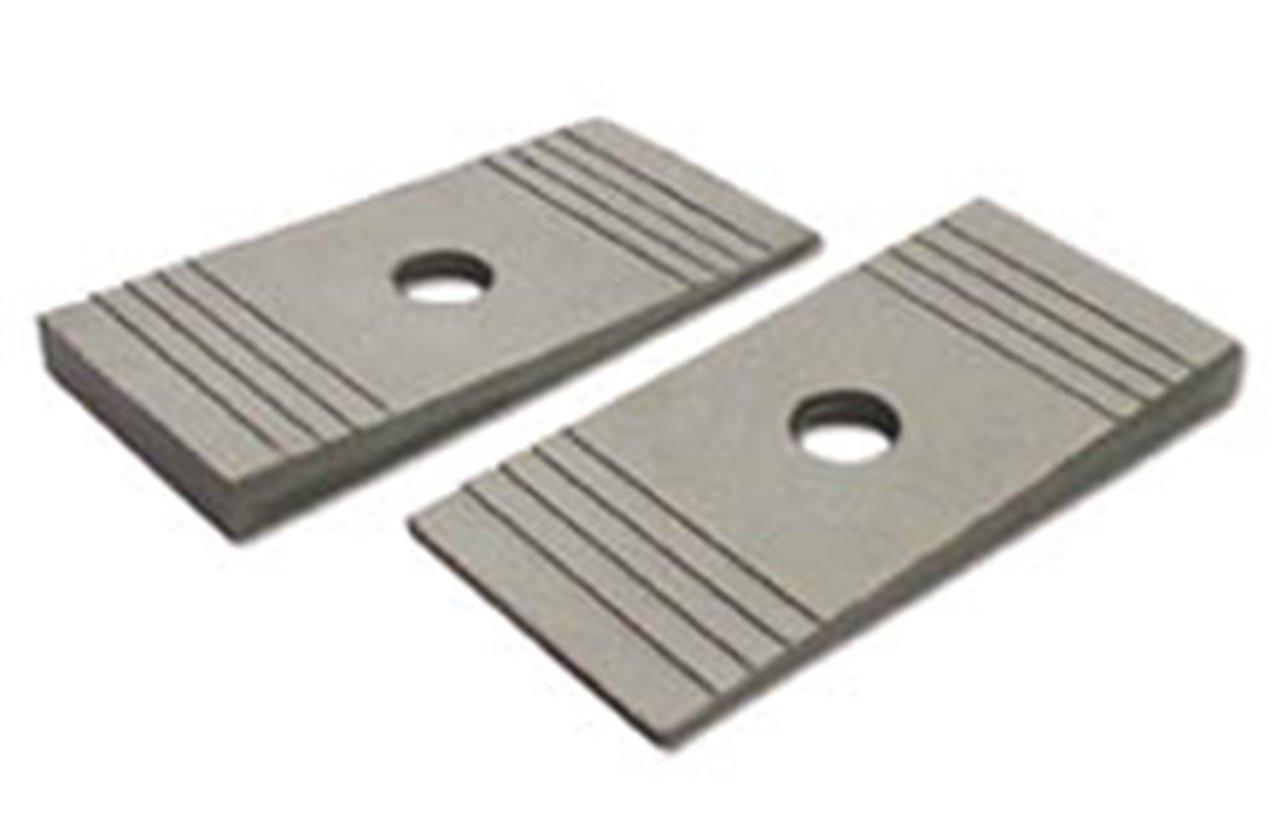 2 5 Degree Axle Pinion Shim Set (Pair) For McGaughys Drop Kits - 99250B