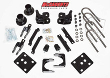 "2015-2017 Ford F150 2wd All Cabs 2/4"" Drop Kit - McGaughys 70039"