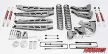 "2008-2010 Ford F250 4wd 8"" Phase III Lift Kit W/ Shocks - McGaughys 57248 Kit Explained"