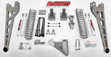 "2008-2010 Ford F350 4wd 8"" Phase II Lift Kit W/ Shocks - McGaughys 57347"