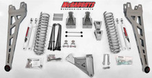"2008-2010 Ford F350 4wd 6"" Phase II Lift Kit W/ Shocks - McGaughys 57342"