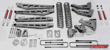 "2005-2007 Ford F250 4wd 8"" Phase III Lift Kit W/ Shocks - McGaughys 57238 Kit Explained"