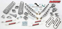 "2009-2012 Dodge Ram 2500/3500 4wd McGaughys 10"" Lift Kit W/Shocks - McGaughys 10-54950"