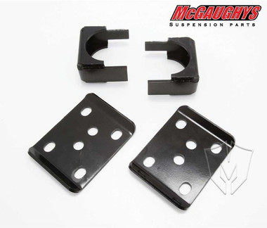 "*** CLEARANCE *** 2007-2013 Chevrolet & GMC 1500 Rear 7"" Drop Axle Flip Kit - McGaughys 34047"