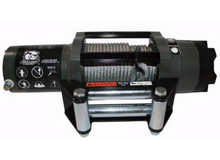 6000lb Powersports Winch, wire rope Bulldog Winch - 15022