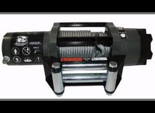 6000lb Powersports Winch, wire rope Bulldog Winch - 15022