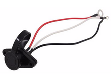 Plug, Female with Wire Harness, Truck Standard Series 3-prong push-in, Contactor Bulldog Winch - 20178C