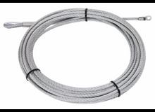 "Wire Rope, 10031 1/5""x47.6' (8.1mm x 14.5m) Bulldog Winch - 20214"