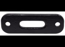 Hawse Fairlead, Cast Iron w/122.5mm mount Bulldog Winch - 20224