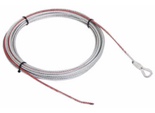 Wire Rope for 15022 6k 6.4mmx55' Bulldog Winch - 20250