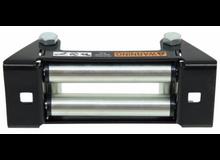 Roller Fairlead for 4400 Trailer, 151mm mount Bulldog Winch - 20280