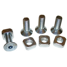 Winch Mounting Hardware, 10x30mm Countersunk, Grade 8, set of 4 Bulldog Winch - 20297
