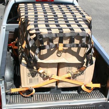Cargo Restraint System 6x6' Short Bed Bulldog Winch - 20300