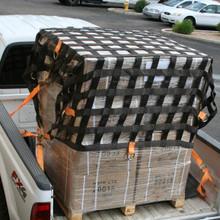 Cargo Restraint System 6x8' Long Bed Bulldog Winch - 20301