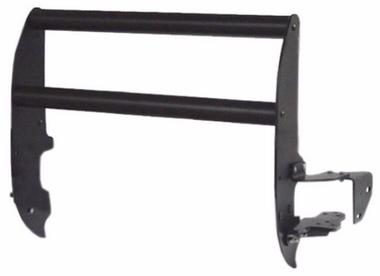 Grille Guard, Black 2015 GMC 2500HD/3500 Bulldog Winch - 733754B