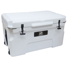 75L Sportsman Cooler - white Bulldog Winch - 80037